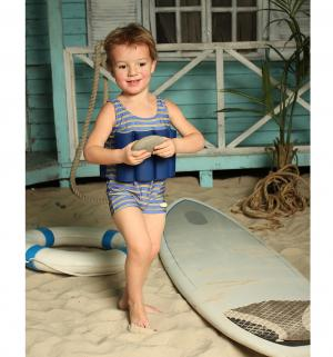 Купальник , цвет: синий Baby Swimmer