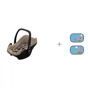 Maxiscoo Шлем для девочки Цветы и Велосипед двухколесный Royal Baby Princess Jenny Girl Steel 20 Maxi-Cosi