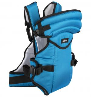 Рюкзак-кенгуру, цвет: голубой Womar