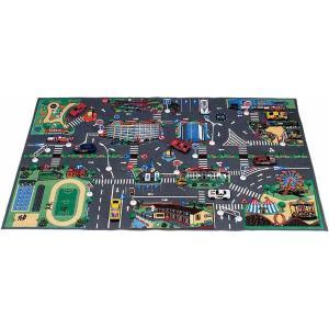 Игровой коврик  AVC с дорожными знаками 63 х 103 см G.B.Fabricantes
