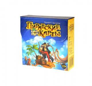 Настольная игра  Пиратские карты Magellan