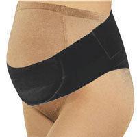 Бандаж  Идеал универсальный дородовый и послеродовый, 1, цвет: черный Mama Comfort