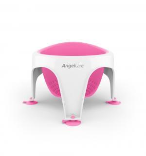 Сидение для купания  Bath ring, цвет: розовый Angelcare
