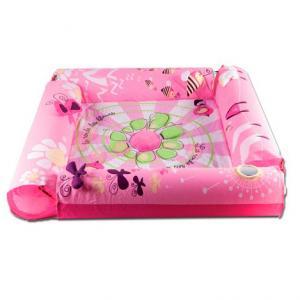 Развивающий коврик  Цветок с надувными бортиками Ludi