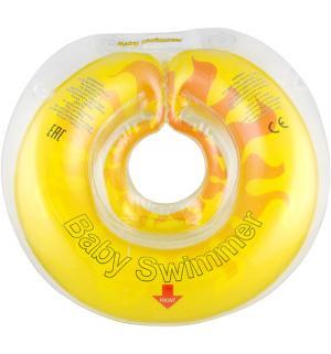 Круг , цвет: желтый Baby Swimmer