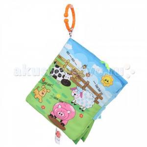Книжка-игрушка Счастливая ферма Biba Toys