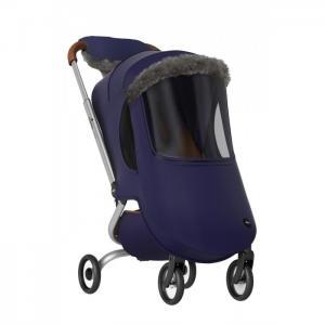Комплект зимних аксессуаров для коляски Zigi Winter Outfit (муфта и тент) Mima