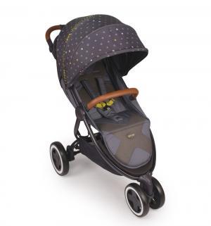 Прогулочная коляска  Wylsa, цвет: grey Happy Baby