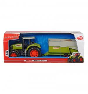 Трактор  с прицепом Dickie