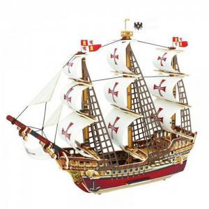 3D Пазл Корабль Санта-Мария (102 детали) Funny