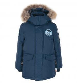 Куртка  Lari, цвет: синий Nels