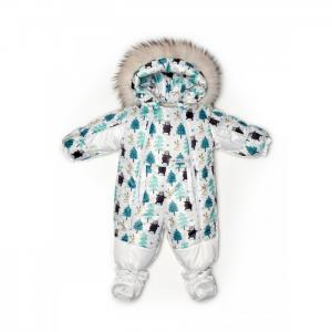 Комбинезон-трансформер Медведи-елочки 145шм/2 Malek Baby