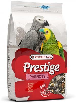 Корм  Parrots для крупных попугаев, 1кг Versele-Laga