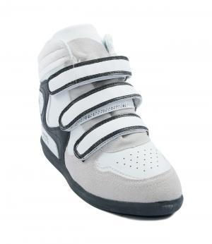 Кроссовки King Boots. Цвет: серый