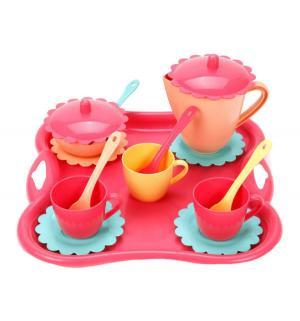 Чайный набор  Карамель с подносом Mary Poppins