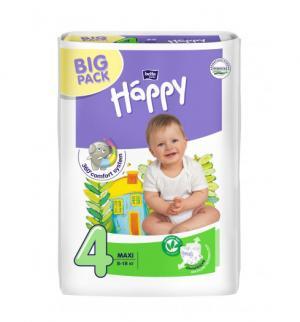 Подгузники  Baby Happy Maxi 4 (8-18 кг) 1 шт. Bella