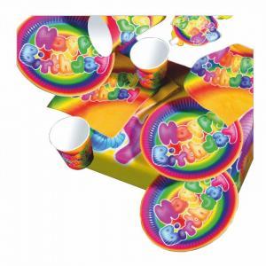 Набор для пикника Happy Birthday (31 предмет) 11144854 Susy Card