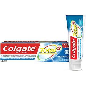 Зубная паста  Total PRO видимый эффект, 75 мл Colgate