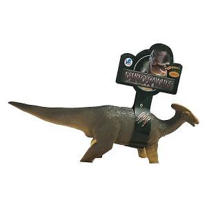 Игровая фигурка  Динозавр паразауролоф, озвученная Играем вместе