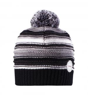 Шапка  Hurmos, цвет: серый/черный Reima