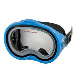 Маска для плавания  Sea Scan голубая Intex