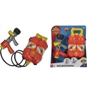 Игровой набор  Брандсбойт с рюкзаком 23 см Пожарный Сэм