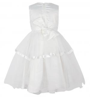 Платье , цвет: белый Santa&Barbara