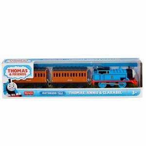 Моторизованный паровозик  Thomas, Anne & Clara Thomas Friends