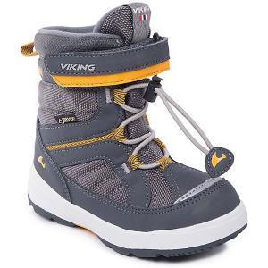 Ботинки Playtime GTX Viking. Цвет: серый