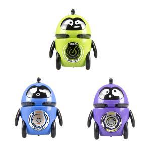 Интерактивный робот  Дроид за мной! 3 в 1 цвет: зеленый/фиолетовый/синий Silverlit