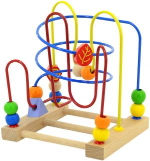 Деревянная игрушка  Лабиринт № 3, 18 см Мир Деревянных Игрушек