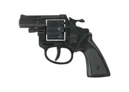 Пистолет Olly 8-зарядные Gun Agent 127mm Sohni-wicke