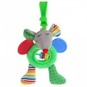 Подвесная игрушка  Гремелка с вибрацией Мышка Ути Пути