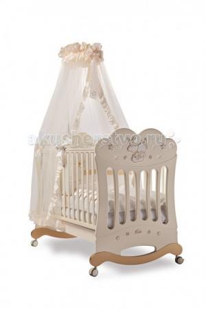 Детская кроватка  Etoile качалка Feretti