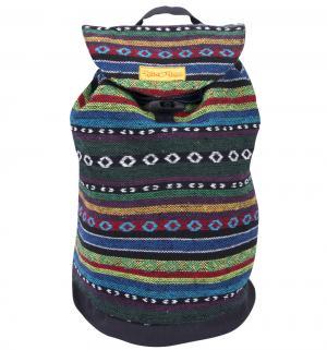 Сумка-рюкзак  Уичоли, цвет: синий Чудо-Чадо