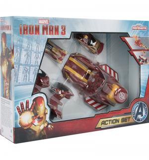 Набор машинок  Железный человек 2 шт Iron Man