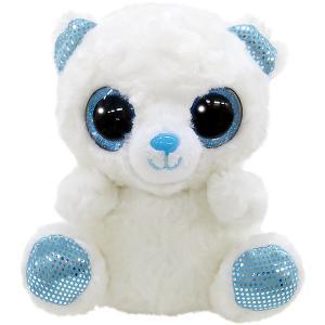 Мягкая игрушка  Юху и друзья Полярный медвежонок, 12 см AURORA