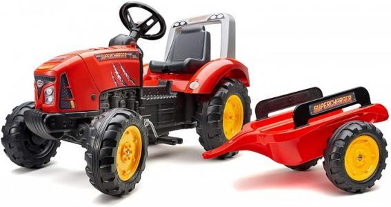 Трактор педальный с прицепом FAL 2020AB Falk