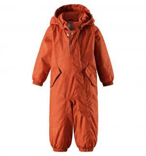 Комбинезон  Tec Bunny, цвет: оранжевый Reima