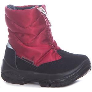 Сапоги  для девочки Alaska Originale. Цвет: красный