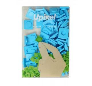 Фишки пиксельные большие  WY-P001 синий Upixel