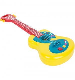 Игрушечная гитара  красно-желтая Tongde