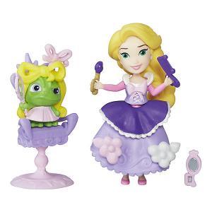 Игровой набор с мини-куклой Disney Princess Маленькое королевство Рапунцель Hasbro