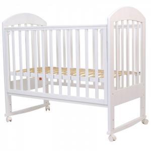 Детская кроватка  Дарина-2 качалка Топотушки