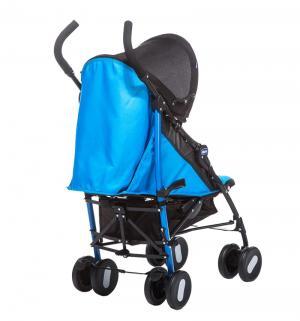Коляска-трость  Echo stroller с бампером, цвет: power blue Chicco