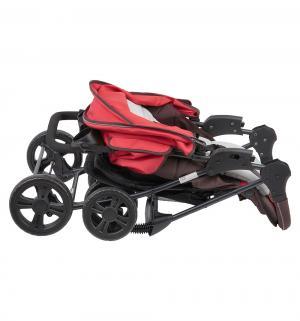 Прогулочная коляска  E0970 TEXAS, цвет: красный Mobility One