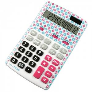 Калькулятор настольный Компактный 12 разрядов Milan