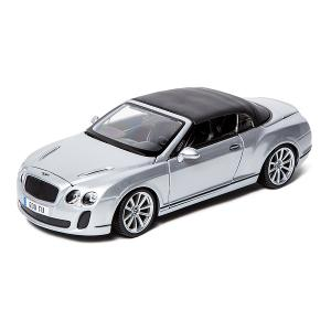 Машина Bentley Continental Supersports Bburago