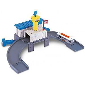 Игровой набор  Megapolis Аэропорт с машиной Autotime