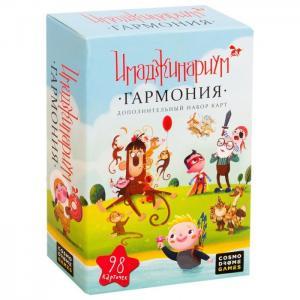 Набор дополнительных Карточек Гармония Cosmodrome Games
